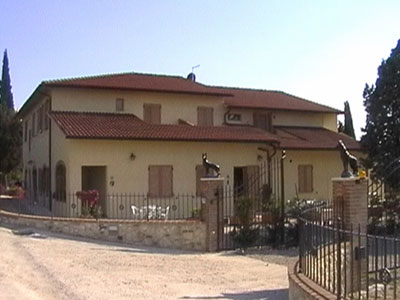 CASA VACANZE - B&B  SANTA  CATERINA Hotel Asciano
