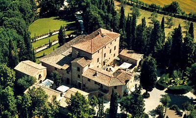 Residenza d'Epoca Relais Tenuta Palazzaccio Hotel Asciano