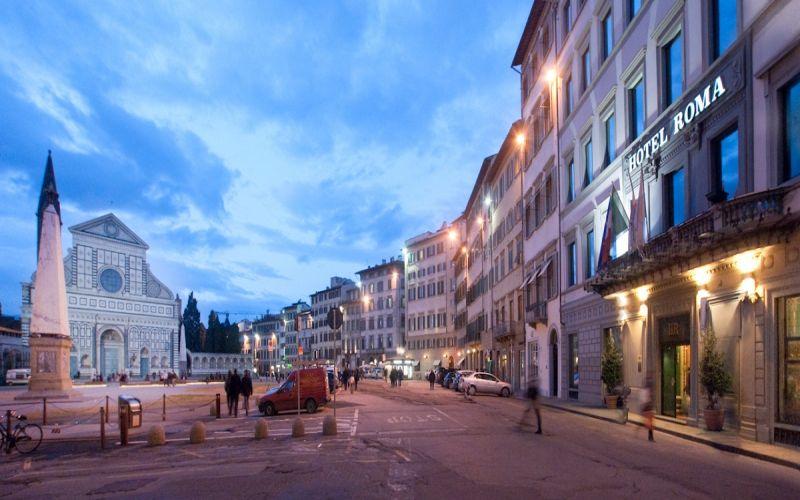 Hotel Roma Hotel Firenze