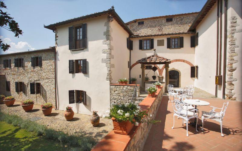 Relais Vignale Hotel Radda in Chianti