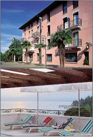 Hotel catullo sirmione prenota hotel a sirmione lombardia for Hotel meuble grifone sirmione
