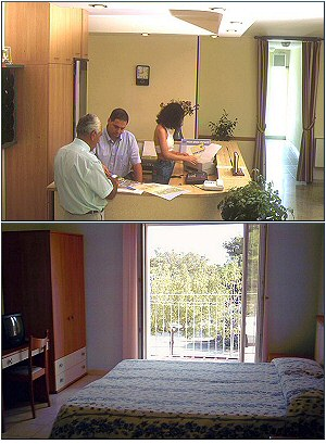 Hotel il triangolo roseto degli abruzzi prenota hotel a for Hotel giardino 3 stelle roseto degli abruzzi te
