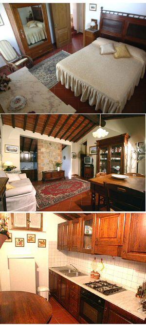 Casa Vacanza Monteriggioni Castello Hotel Monteriggioni