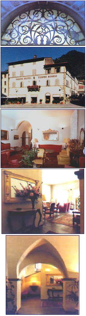 Grand hotel terme roseo prenotazione albergo bagno di - Hotel roseo bagno di romagna ...