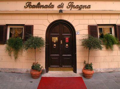 Hotel Scalinata di Spagna Hotel