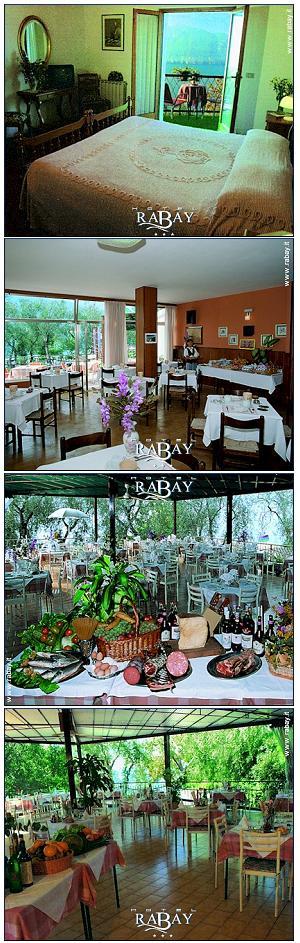 Hotel Rabay Hotel Brenzone Castelletto