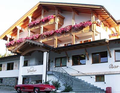Hotel Weiher prenotazione albergo Falzes Hotel in Trentino