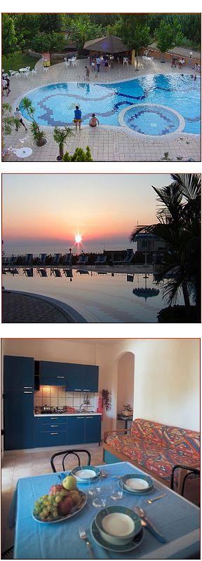Old River Villaggio Residence Hotel Ricadi