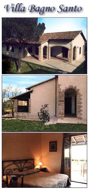 Hotel Bagno Santo prenotazione albergo Saturnia Hotel in Toscana ...