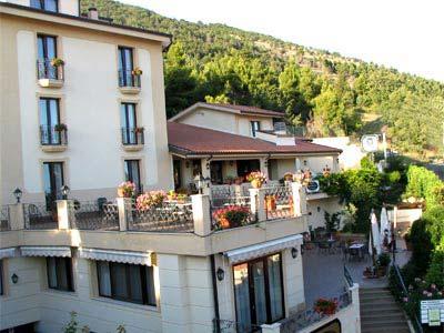 Hotel ristorante le terrazze sul gargano prenotazione albergo san