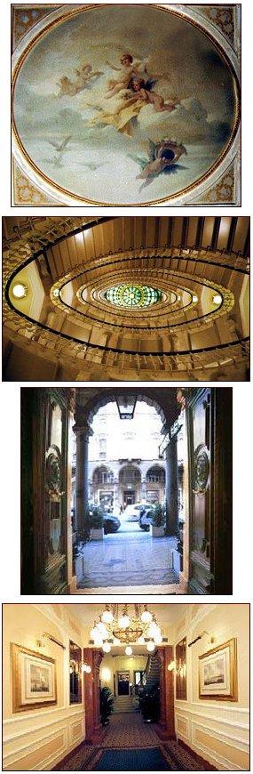 Hotel Bristol Palace Hotel Genova
