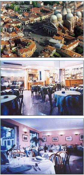 Hotel Ristorante Donatello Hotel Padova