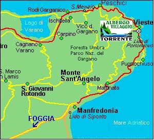 Hotel Villaggio Al Torrente Hotel Vieste
