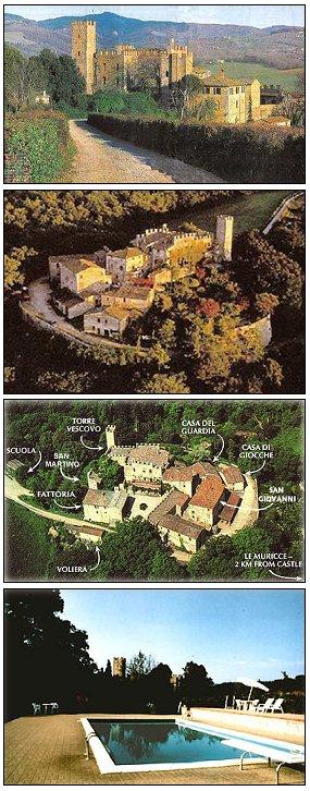 Castello di Montalto Hotel Castelnuovo Berardenga