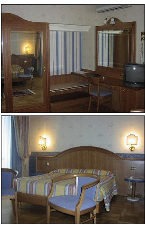 Hotel Europa Hotel Padova
