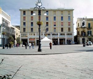 Bed and Breakfast  Piazza S. Oronzo