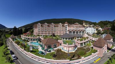 Hotel Posta Cavallino Bianco Hotel Ortisei