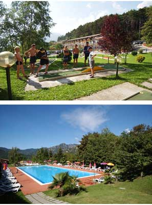Hotel Residence Campi Hotel Tremosine
