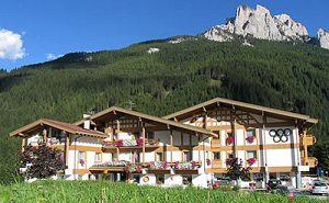 Hotel At Olympic Hotel Vigo di Fassa