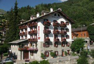 Hotel Berthod Hotel Courmayeur