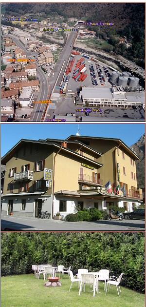 Hotel Ristorante Riposo Prenotazione Albergo San