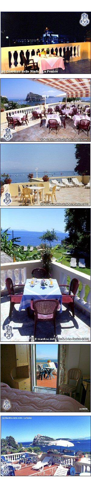 Hotel il giardino delle ninfe la fenice prenotazione albergo ischia hotel in campania sea hotel - Giardino delle ninfe ischia ...