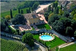 Relais Villa Campomaggio Hotel Radda in Chianti