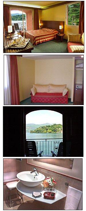 Hotel ristorante il porticciolo laveno mombello lago for Hotel meuble moderno laveno