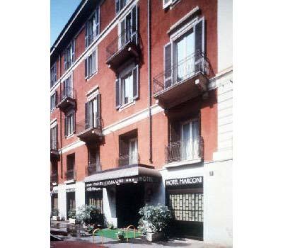 Hotel marconi prenotazione albergo milano hotel in for Hotel marconi milano