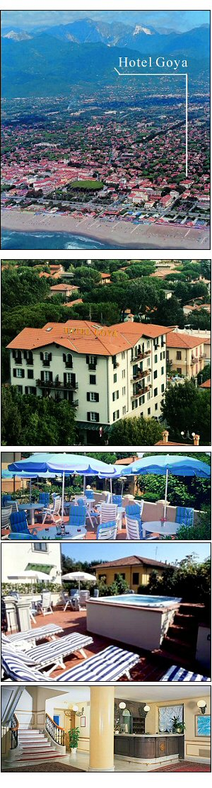 Hotel Goya Hotel Forte dei Marmi