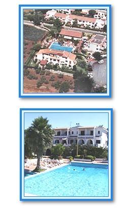 Club Residence I Delfini Hotel San Nicola Arcella