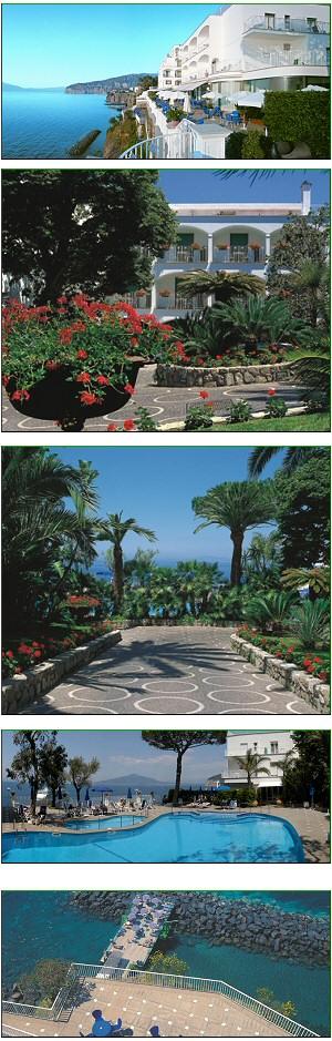 Grand hotel riviera sorrento prenota hotel a sorrento campania - Bagno paradiso tirrenia ...