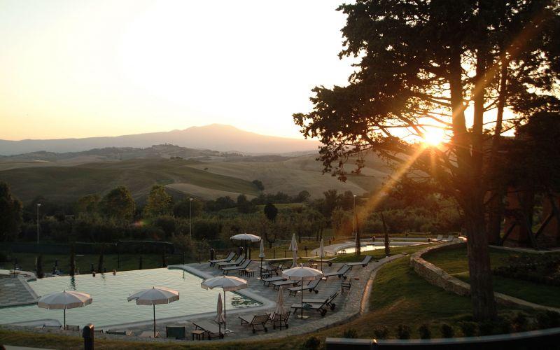 Hotel San Casciano dei Bagni Fonteverde Tuscan Resort & Spa Hotel in ...