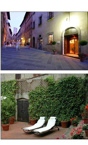 Hotel L'Antico Pozzo Hotel San Gimignano