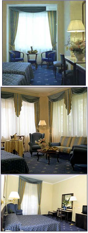 Jolly hotel grande albergo terme prenotazione albergo castrocaro terme hotel in emilia romagna - Hotel a castrocaro terme con piscina ...