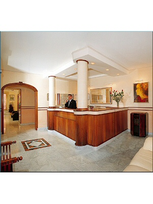 hotel priscilla roma: