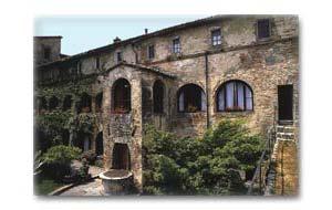 Convento Santa Chiara Hotel Sarteano