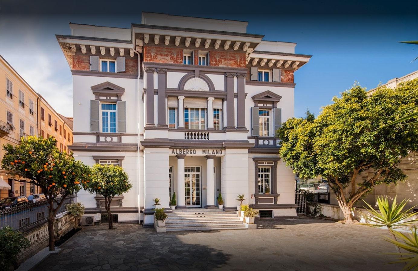 Hotel milano prenotazione albergo sanremo hotel in liguria for Hotel liguria milano