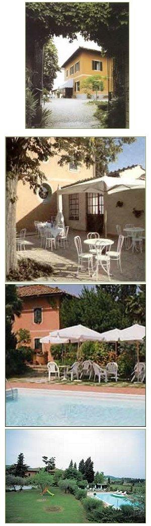 Hotel Villa Belvedere Hotel San Gimignano