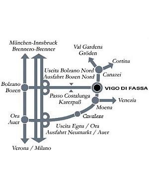 Hotel Catinaccio Hotel Vigo di Fassa