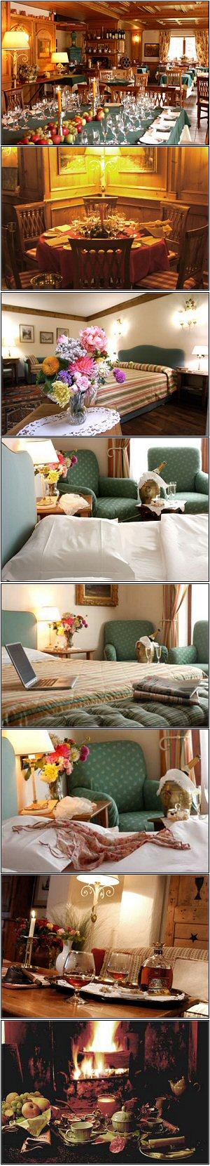 Hotel auberge de la maison prenotazione albergo courmayeur for Auberge de la maison entreves