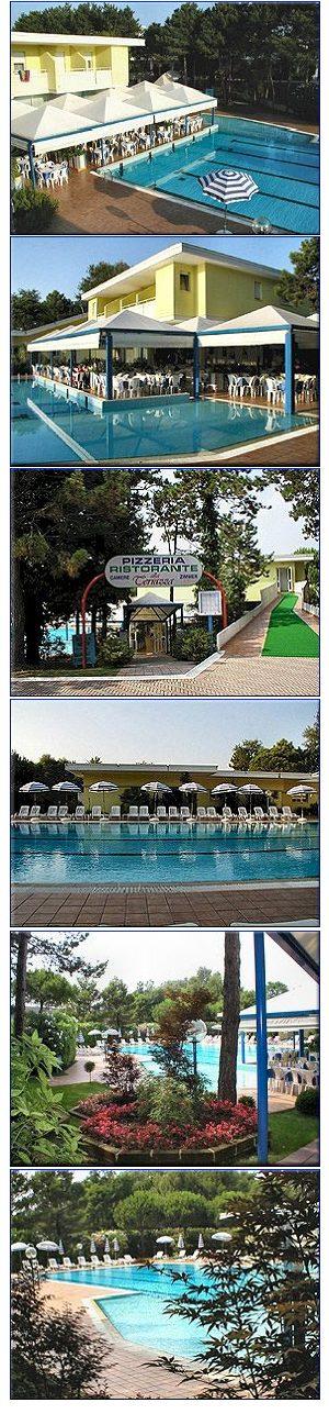 Hotel Ristorante Alla Terrazza prenotazione albergo Bibione Hotel in ...